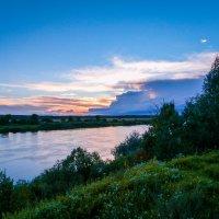 Вид на Даугаву :: Татьяна Коломенчикова
