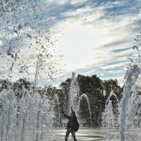 Повелитель водных струй :: Андрей Майоров