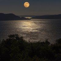 Как-то ехали мимо луны... :: АндрЭо ПапандрЭо