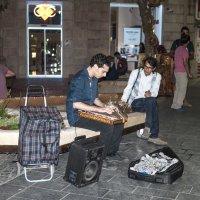 Вечерний концерт. Иерусалим. :: Alla