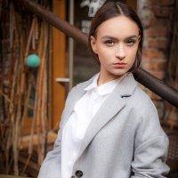 Полина. :: Андрей Ярославцев