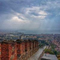 Дождь в Салониках :: Александр Nik'Leme