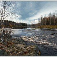 Осень на перекате :: Николай Капранов