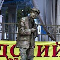 Живая статуя :: Галина