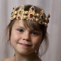 Маленькая королева Вероника :: Аннета /Анна/ Шу