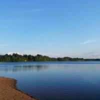 Озеро в Маево :: Ольга Мореходова