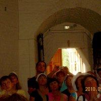 В Войсковом Воскресенском соборе :: Надежда