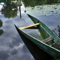 Лодка :: Дмитрий Близнюченко