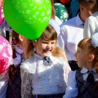 1 сентября :: Юлия Евсейко