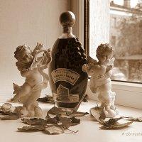 В субботу ангелы снимают крылья... :: Anna Gornostayeva