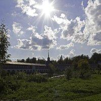 Тихвинский Богородичный Успенский мужской монастырь :: Рамиль Хамзин