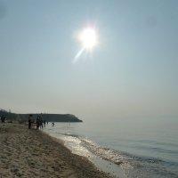 Сарайский пляж :: Галина