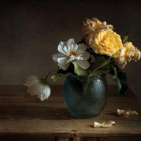 Последние цветы :: Алина