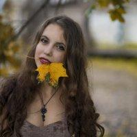 Листик :: Женя Рыжов