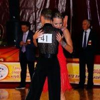 Румба, танец любви, 41-й. :: Анатолий Шулков