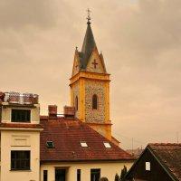 Глубока над Влтавой :: Galina Belugina