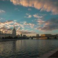 Московская осень #3 :: Владимир Елкин