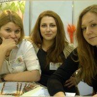 три девицы и их взгляды :: Олег Лукьянов