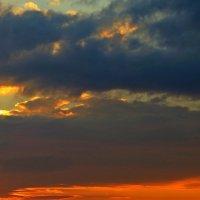 Я радуюсь...осеннему закату... :: Татьяна Смоляниченко