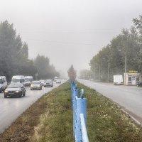 Синий туман, похож на обман,,, :: Валерий Кабаков