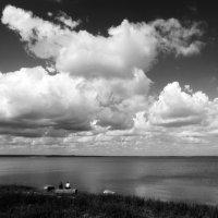 Огромное небо, одно на Двоих :: Анатолий Шулков