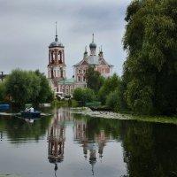Трубеж :: Дмитрий Близнюченко