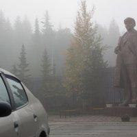 В тумане :: Владимир Семёнов