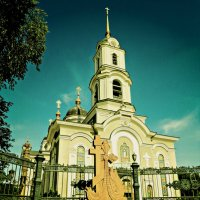 Спасо-Преображенский кафедральный собор :: Герман