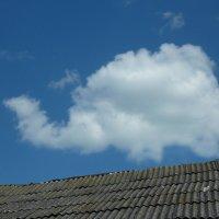 Странник в синем небе :: Валерий Талашов