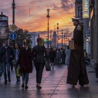 Вечерняя сказка :: Андрей Михайлин