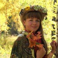 Королева Осень Забайкалья :: Елена Фалилеева-Диомидова