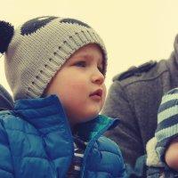 Про Даню и его семью. :: Евгения К