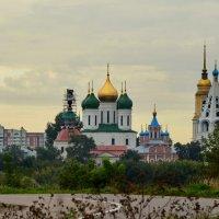 Дорога в Коломну :: Анастасия Смирнова