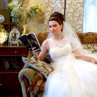 Невеста на тахте. :: Юрий Буйдин