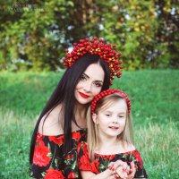 Елена и Мелания :: Natasha Kramar
