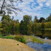 Осень у реки... :: *MIRA* **