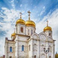 Пятигорский спасский собор :: Николай Николенко