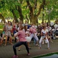 В парке Липки! :: Владимир Шошин