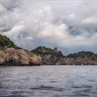 Пушки с берега палят -кораблю пристать велят! :: Shapiro Svetlana