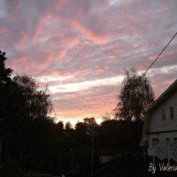 Осенний закат :: Валерия