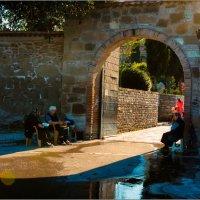 У ворот Самтавро... :: алексей афанасьев