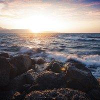 Закат над морем :: Егор Дáкже
