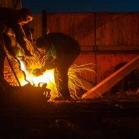 Работают люди! :: Дмитрий Костоусов