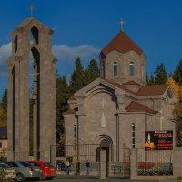 Армянская апостольская церковь. Ижевск – город в котором я живу! :: Владимир Максимов