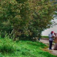 Осенний парк(3) :: Лара ***