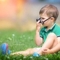 Яркий, солнечный день ушедшего лета. :: Юлия Масликова
