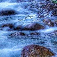 Будь водой :: Полина Polli