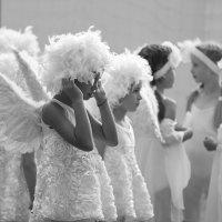 Трудно быть ангелом :: Ирина Бруй