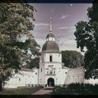 Надвратная башня. :: Андрий Майковский