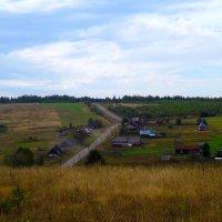 Вот моя деревня,вот мой дом родной. :: Александр